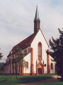 Weingarten Church, Germany