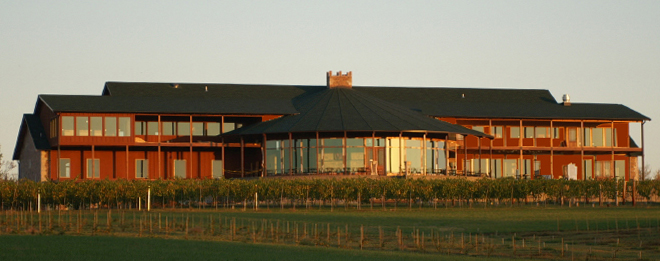 Weingarten Vineyard Building